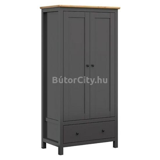Hesen szekrény (SZF2D1S/20/10) (grafit)