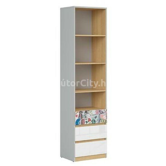 Nandu könyves szekrény sticker (REG3S)