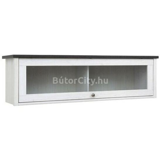 Porto vitrines fali szekrény (SFW1W)