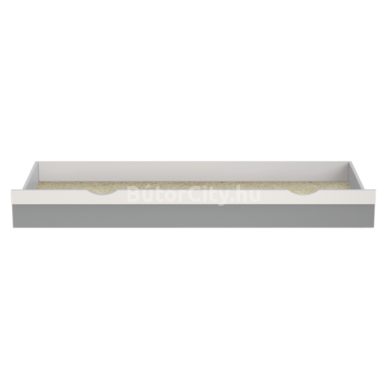 Alda selyemszürke ágyneműtartó (200)