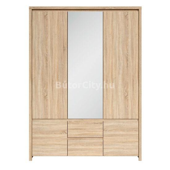 Kaspian gardrób szekrény (SZF5D2S)