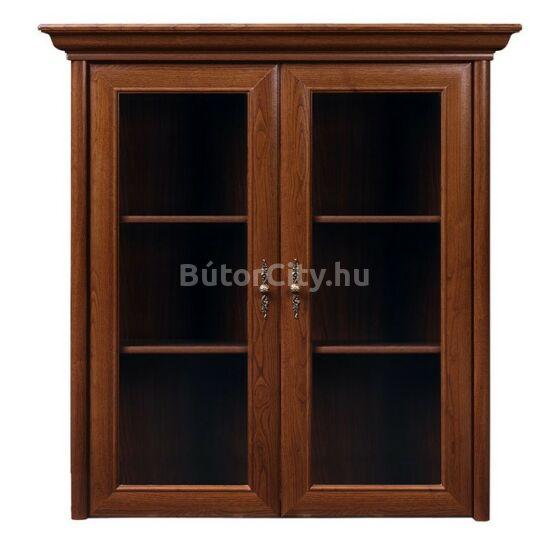 Kent vitrines rátét szekrény (ENAD2W)