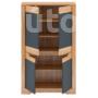 Kép 2/4 - Fidel polcos szekrény (I)
