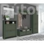 Kép 4/4 - Provance akasztós szekrény (S1D2S) zöld