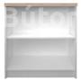 Kép 1/4 - Topty alacsony nyitott polcos tároló (Typ16)